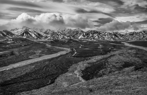 Denali Range Into the Wild Pacific Art League May 2019